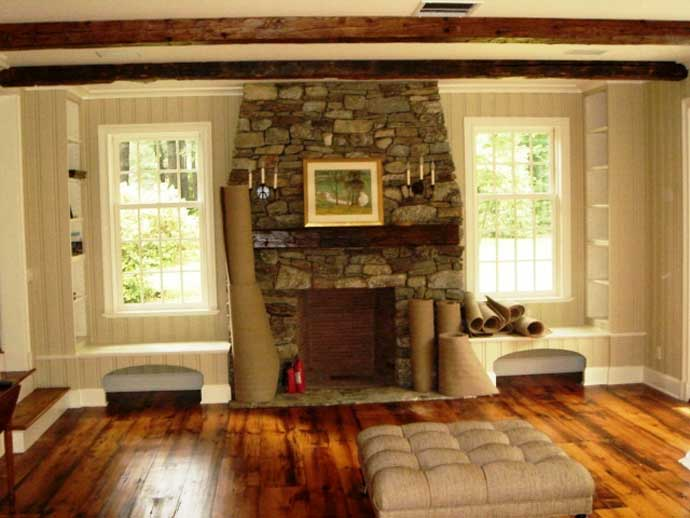 Interior Home Building Projects